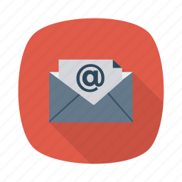 box, delivery, envlope, mail, message, open, product icon