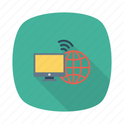 business, connect, global, international, signal, wireless, worldwide icon