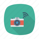 camera, film, media, photo, photography, record, travel icon