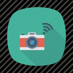 camera, film, media, photo, photography, record, travel icon