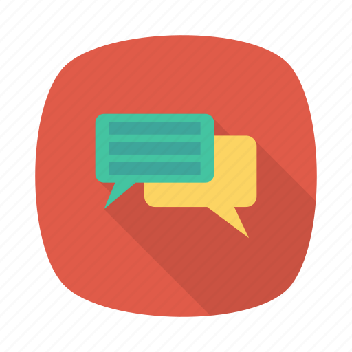 bubble, business, chat, communication, group, meeting, talk icon