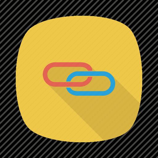 business, connect, hyperlink, link, network, url, weblink icon