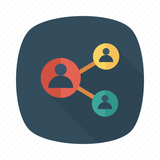communication, community, connect, control, data, share, social icon