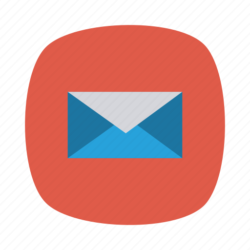email, envelope, inbox, letter, mail, message, postal icon