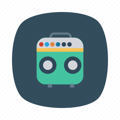 communication, electronic, media, radio, satellite, signal, wireless icon