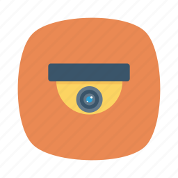 cam, camera, multimedia, record, safety, security, web icon