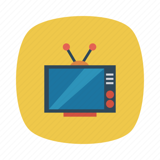 appletv, device, entertainment, monitor, technology, television, tv icon
