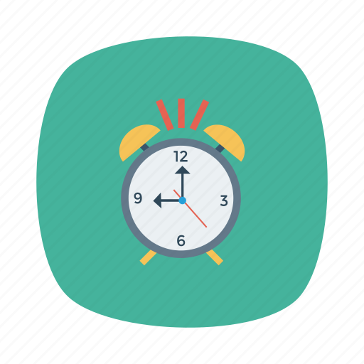 alarm, alert, bell, notification, ring, snooze, sound icon