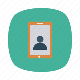 call, calling, mobile, person, phone, telephone, user icon