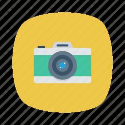 camera, cameraflash, film, photo, photography, record, roll icon