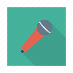 audio, mic, microphone, record, recording, sound, voice icon