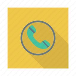 call, calling, connect, contacts, mobile, phone, telephone icon