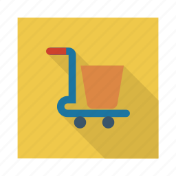 buy, cart, commerce, retail, sale, shopping, supplies icon