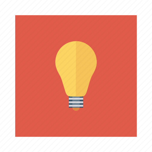 blub, bright, creative, education, idea, process, solution icon