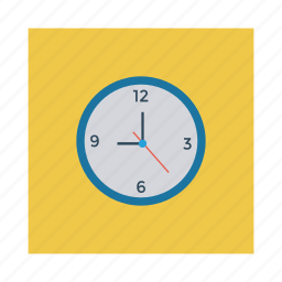 clock, deadline, optimization, time, timer, wait, watch icon