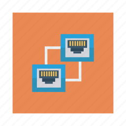 communication, computing, connection, interaction, internet, network, networking icon