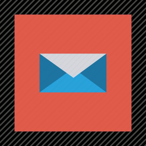 Email, envelope, inbox, letter, mail, message, postal icon - Download on Iconfinder