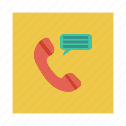 answer, connect, conversation, phone, service, talk, telephone icon