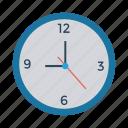 clock, deadline, optimization, time, timer, wait, watch icon
