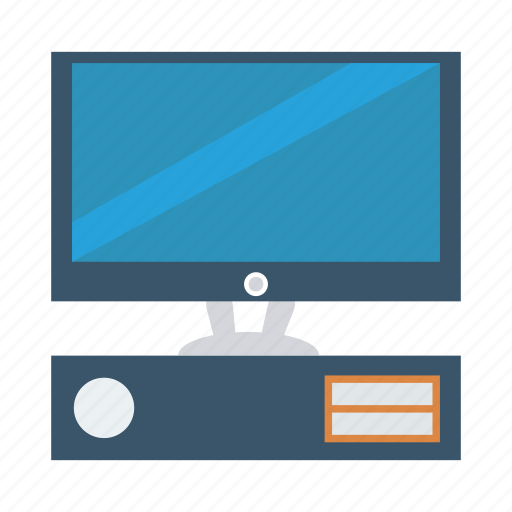 computer, desktop, device, pc, server, store, technology icon