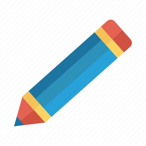 Edit, education, learning, pen, pencil, stationery, writing icon - Download on Iconfinder