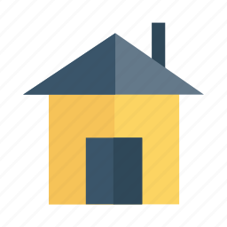 building, estate, home, house, place, property, real icon