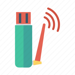 connection, internet, network, signal, technology, wifi, wireless icon