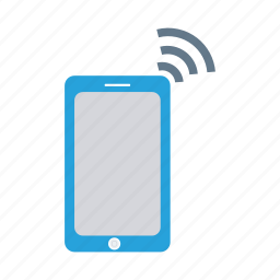 android, cellphone, mobile, phone, smartphone, tablet, technology icon