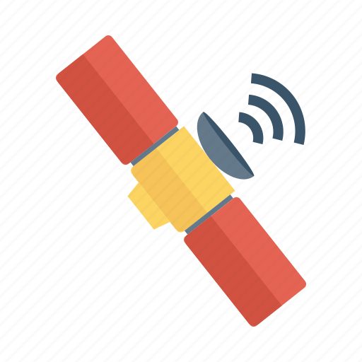 media, network, radar, satellite, science, technology, wireless icon