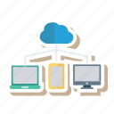 cloud, computing, devices, network, share, skyshare, storage