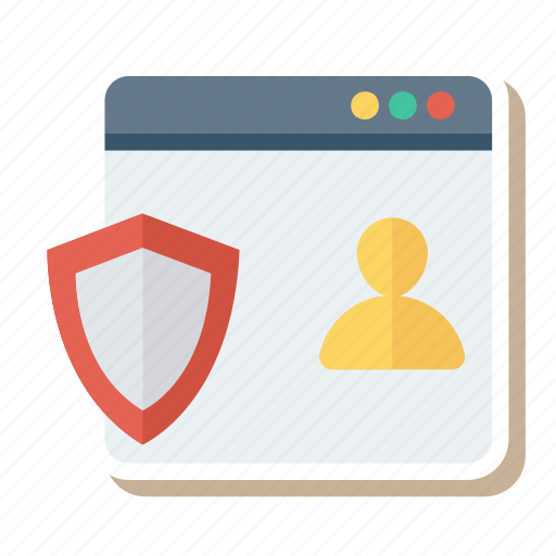 design, development, responsive, safety, security, shield, web icon