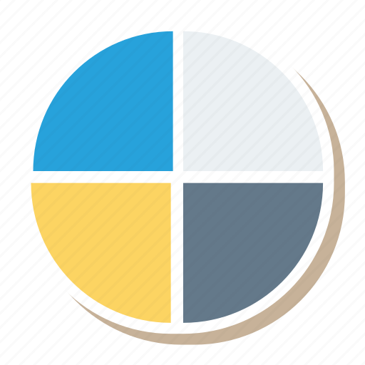 analystic, business, diagram, graph, infographic, piechart, statistics icon