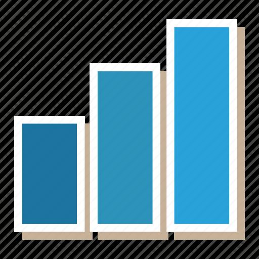 analysis, business, finance, graph, optimization, statistics, team icon