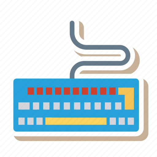 computing, device, equipment, key, keyboard, number, programming icon