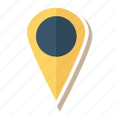 gps, location, map, marker, pin, point, position icon