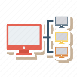 community, computing, connection, hosting, network, networking, people icon