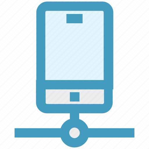 cell, communication, connection, hosting, mobile, network, phone icon