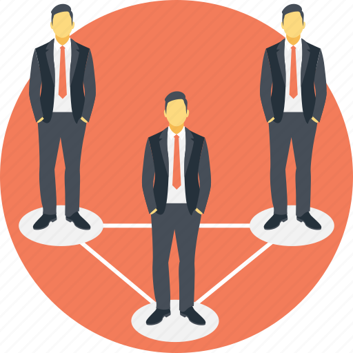 affiliate communication, affiliate management, affiliate managers, alliance, business community icon