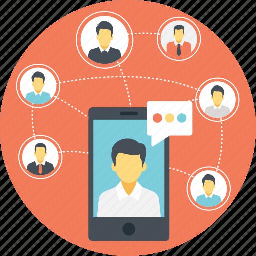 communication, global communication, network communication, online networking, social media, social networking icon
