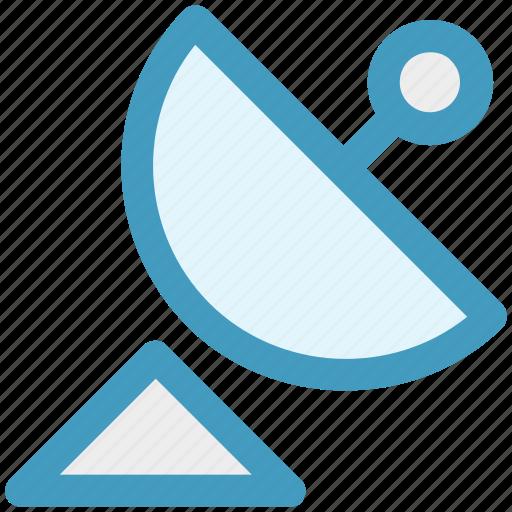antenna, booster, dish, internet, network, satellite, signal icon