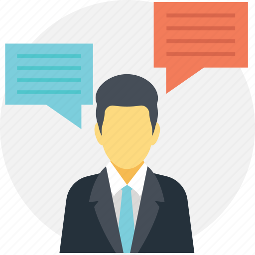 communication, consulting, conversation, counseling, professional advice icon