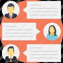 online chat, social chat, social communication, web chat, web communication