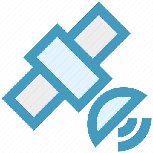 broadcast, communication, control, gps, satellite, wifi, wireless icon