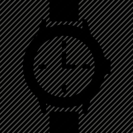 business, hand watch, timer, watch, wrist watch icon