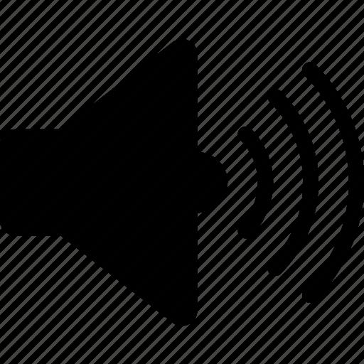 loud, sound, speaker, volume icon icon