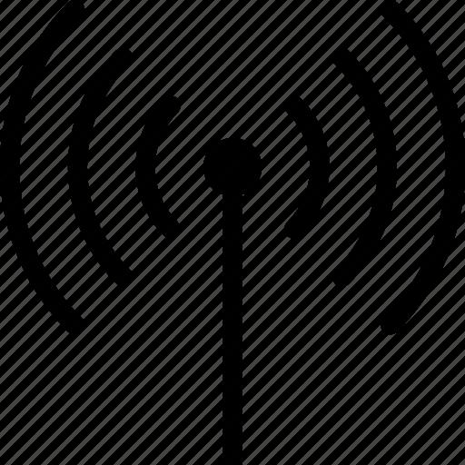 broadcast, radio, signal icon icon