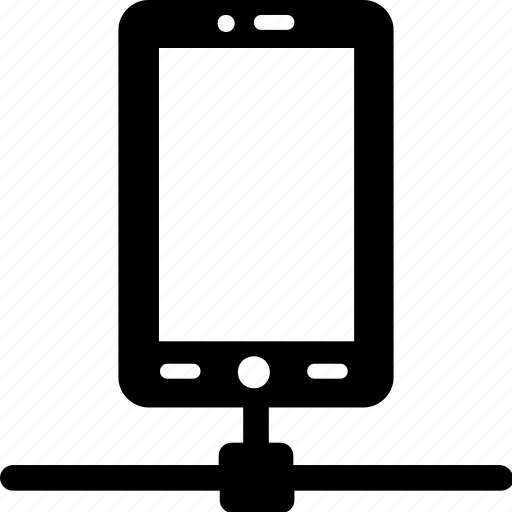 cell phone, internet connection, mobile, mobile network, technology icon
