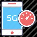 high speed, internet speed, network speed, speed optimization, speed performance, speed test icon