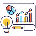 bright idea, business idea, creative idea, creativity, innovation icon