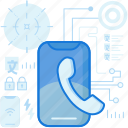 call, chat, device, dial, mobile, phone, smartphone